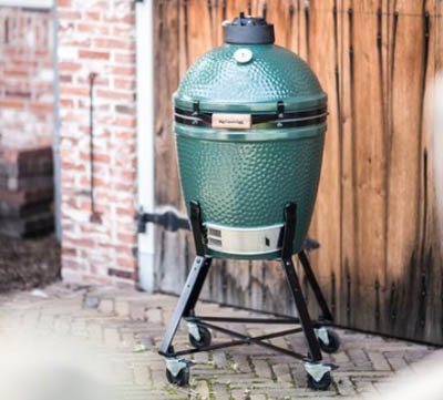 Big Green Egg Medium kolgrill bild 2