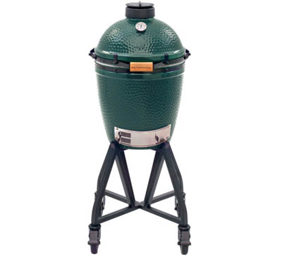 Big Green Egg Medium kolgrill bild 1