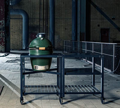 Big Green Egg Medium kolgrill bild 3