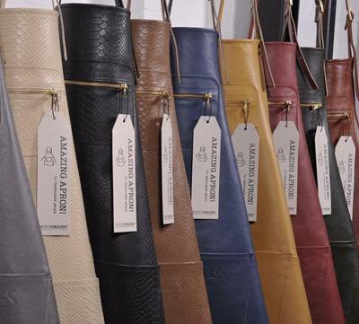 Dutchdeluxes skinnförkläden bild 1