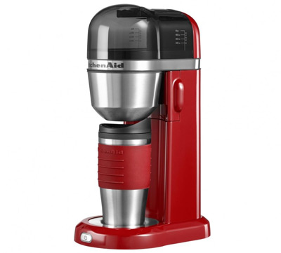 KitchenAid med termosmugg