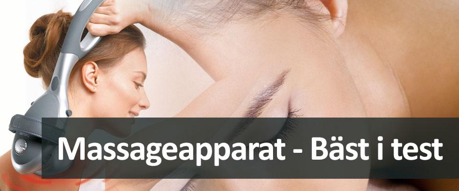 massageapparat rygg nacke