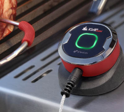 Bästa grilltermometer 2020 100% kontroll genom trådlös