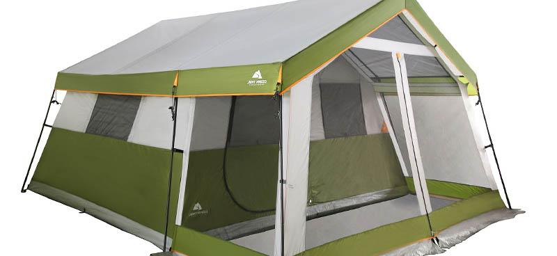 Utställningstält | Kanske världens bästa tält | Hansesgården