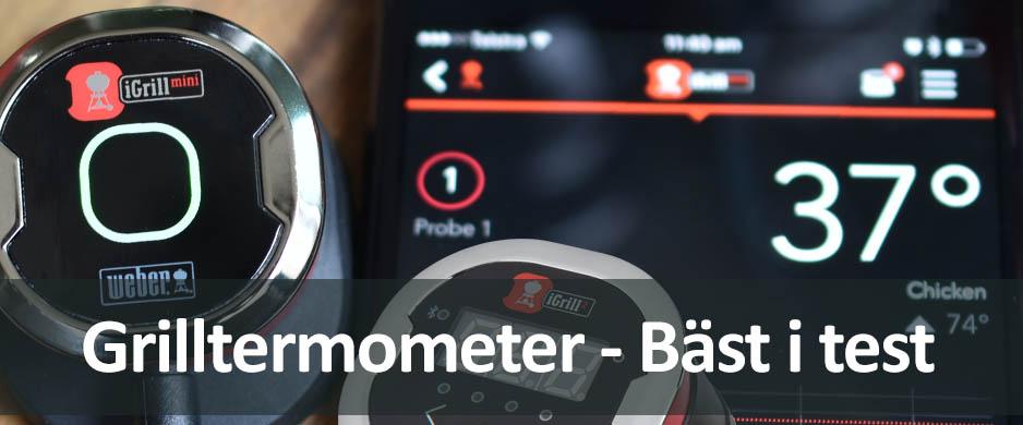 trådlös termometer test