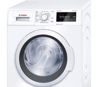 Bosch WAT283L8SN bäst i test tvättmaskin