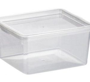 låda för sous vide - förvaringslåda