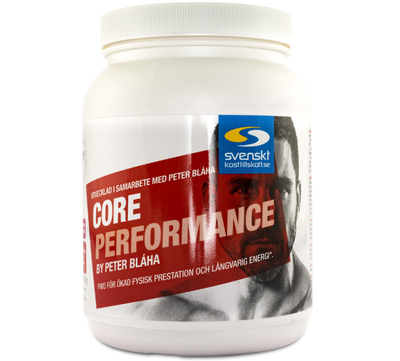 Core performance PWO