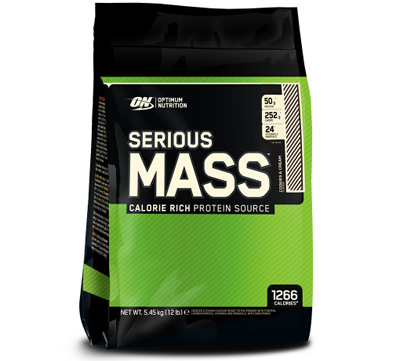 Serious Mass Gainer 5kg