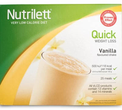 Nutrilett Quick Weightloss
