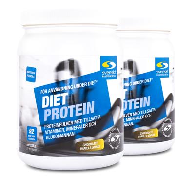 diet protein måltidsersättning