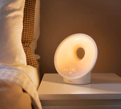 Wake-up light med toppbetyg