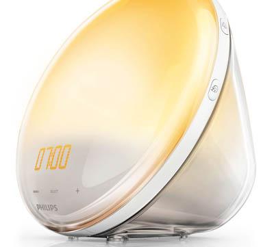 Philips Wake-up Light HF3520 bild 1