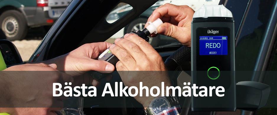 Alkoholmätare bäst i test