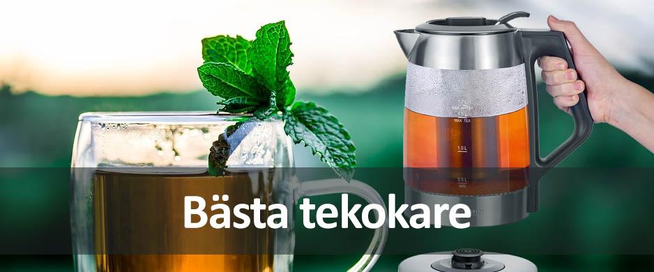 Lista över bästa tekokare / tebryggare