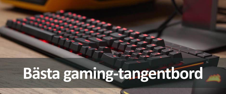 Bästa gaming tangentbord