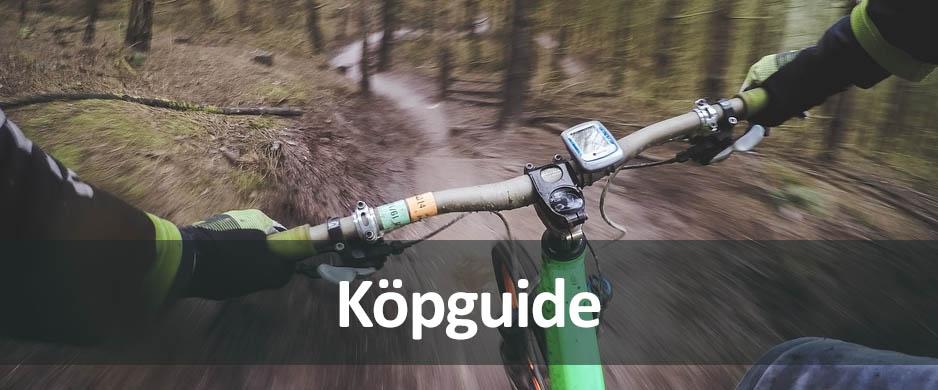 Komplett guide till att köpa en cykeldator