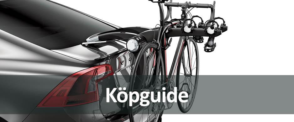 Så hittar du den bästa cykelhållaren till din bil