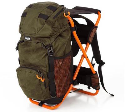Fauna Vråken Evo ryggsäck med stol