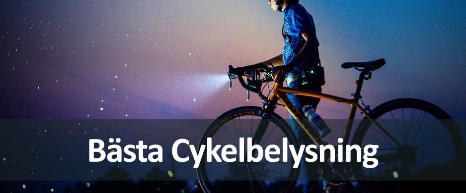 Cykelbelysning som gör skillnad