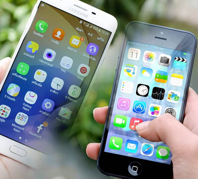 Smartklocka - Android eller iOS