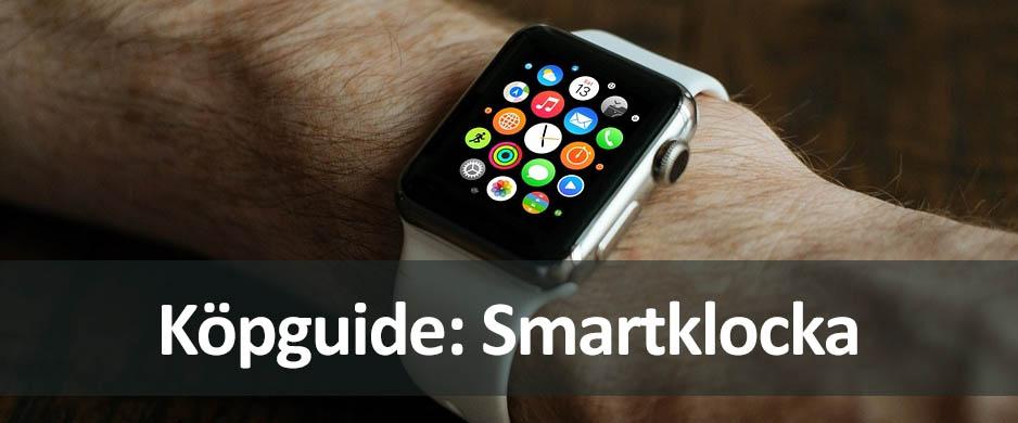 Smartklocka Guide