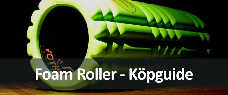 Foam roller köpguide