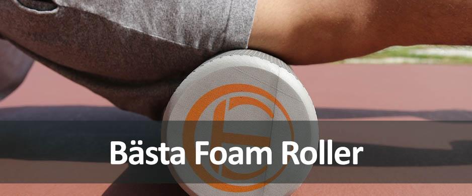 foam roller bäst i test