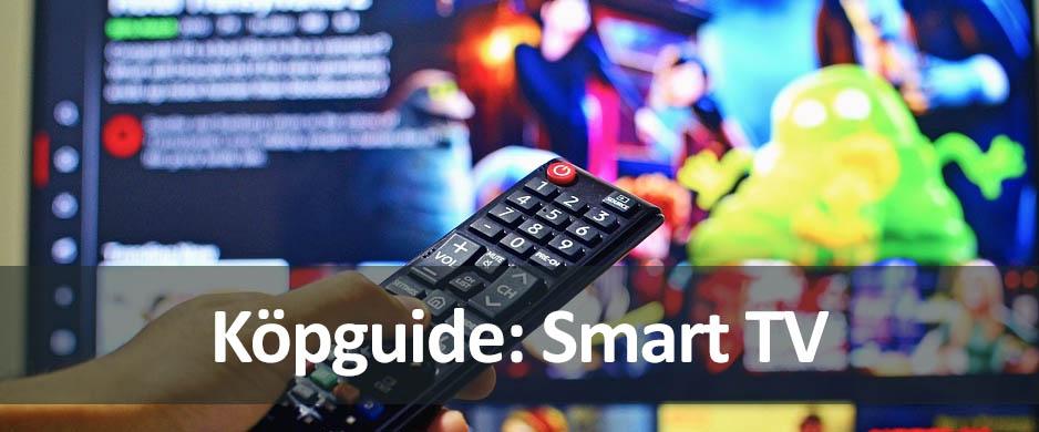 köpguide av smart TV - bästa modellerna