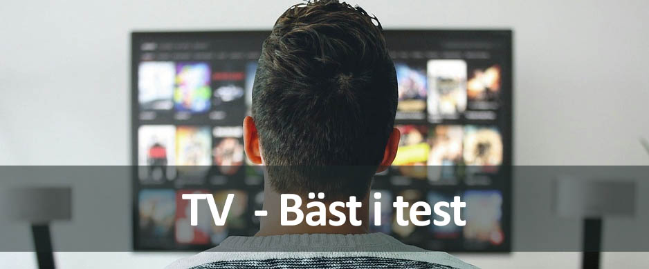Test av 4K TV modeller