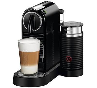 Nespresso CitiZ & Milk 2 kapselmaskin