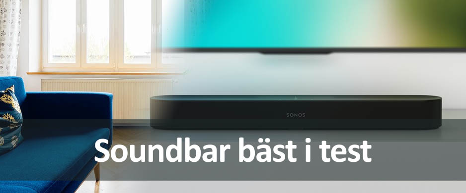 soundbar bäst i test