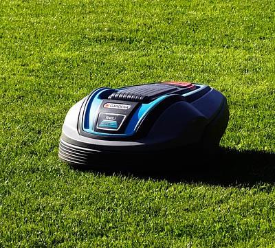 välj en robotgräsklippare med hög kapacitet