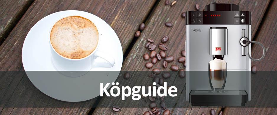 köpguide så väljer du bästa espressomaskin