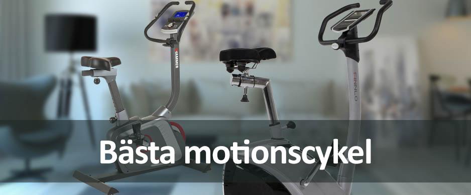 bästa motionscykel test
