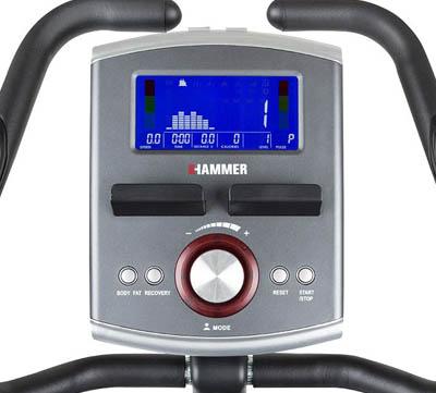 motionscykel träningsdator
