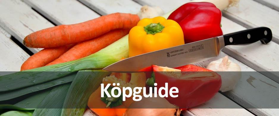 köpguide bästa knivset