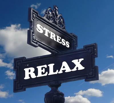 massage mot stress