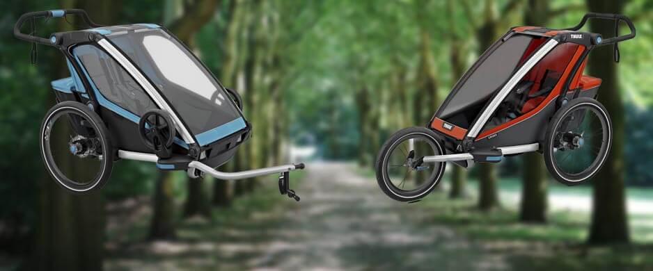 Bästa cykelvagnar 2021