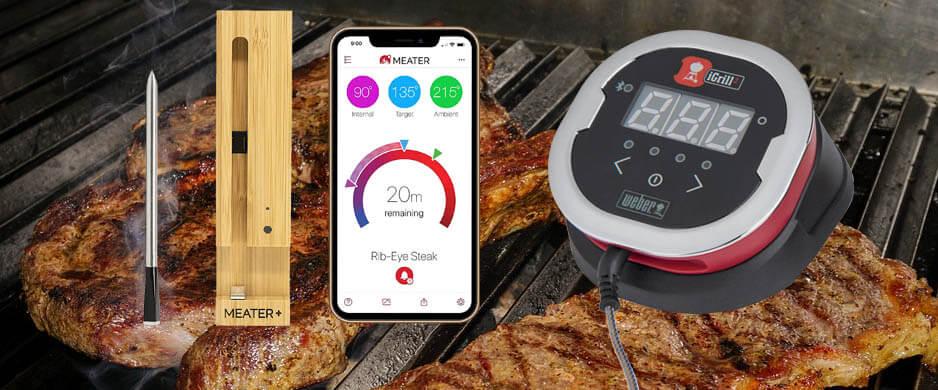 Grilltermometer Bäst i test 2021