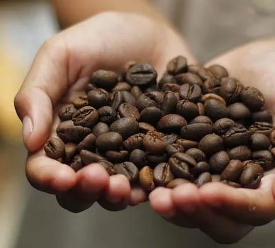 grovmalet kaffeböner