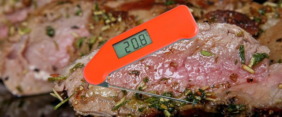 Stektermometer Bäst i test