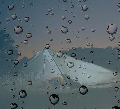 vattenpelare tarp