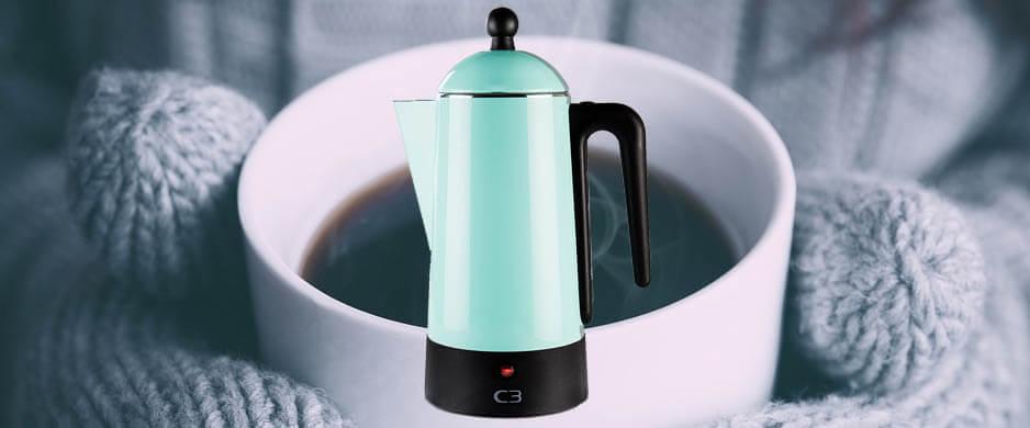 Bästa perkolator för smakrikt kaffe