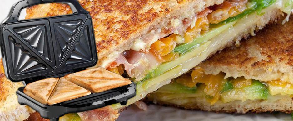Bästa smörgåsgrillen för frasiga smörgåsar