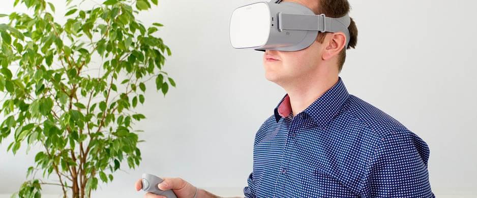 Bästa VR-glasögon för spel & film