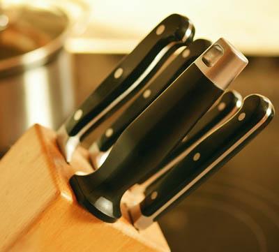 knivblock eller knivlist
